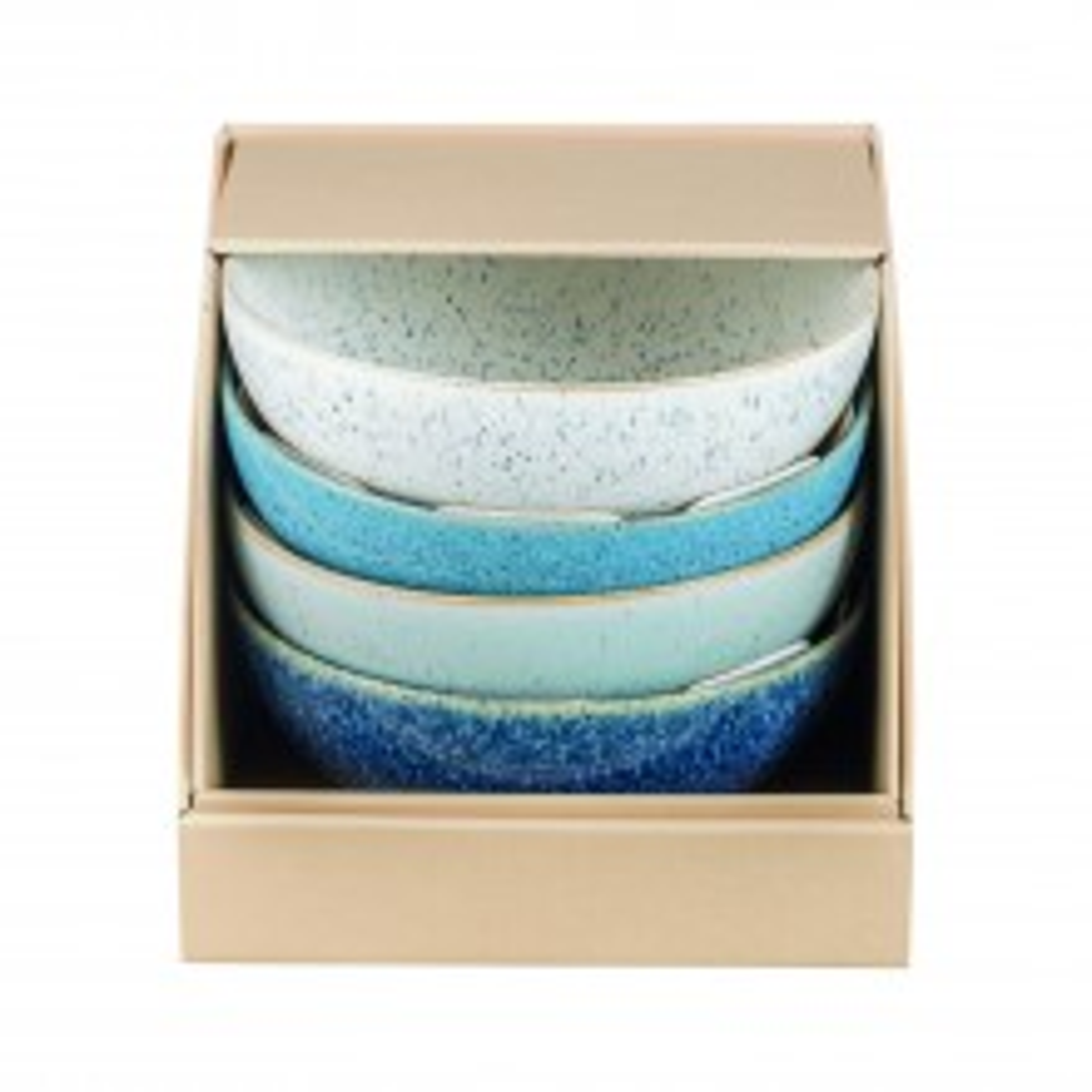Denby Studio Blue Cereal Bowl, Set of 4