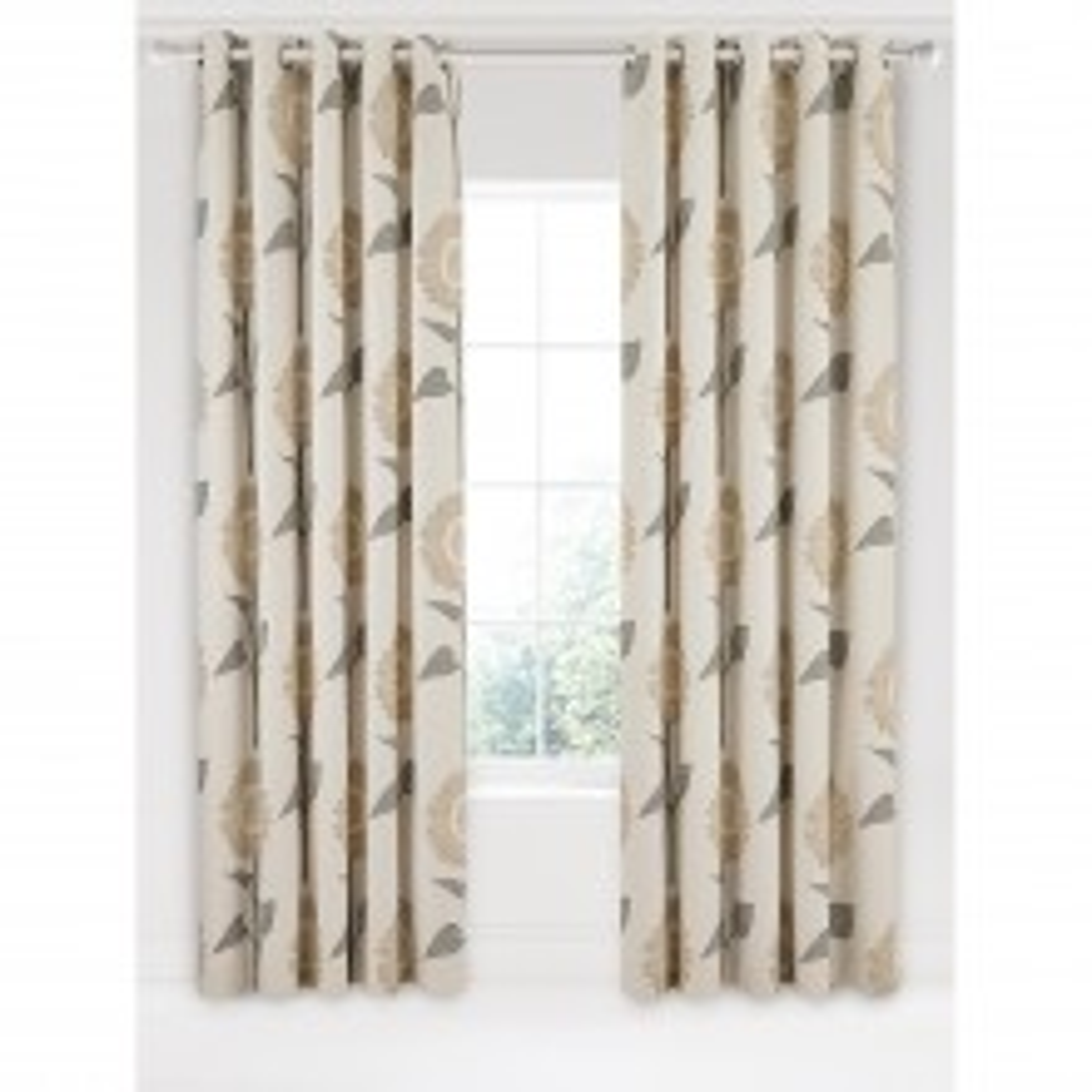 Sanderson Sundial Curtains, 66x90cm