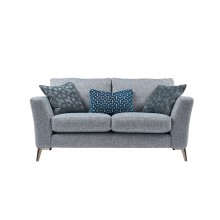Casa Flora 2 Seater Fabric Sofa