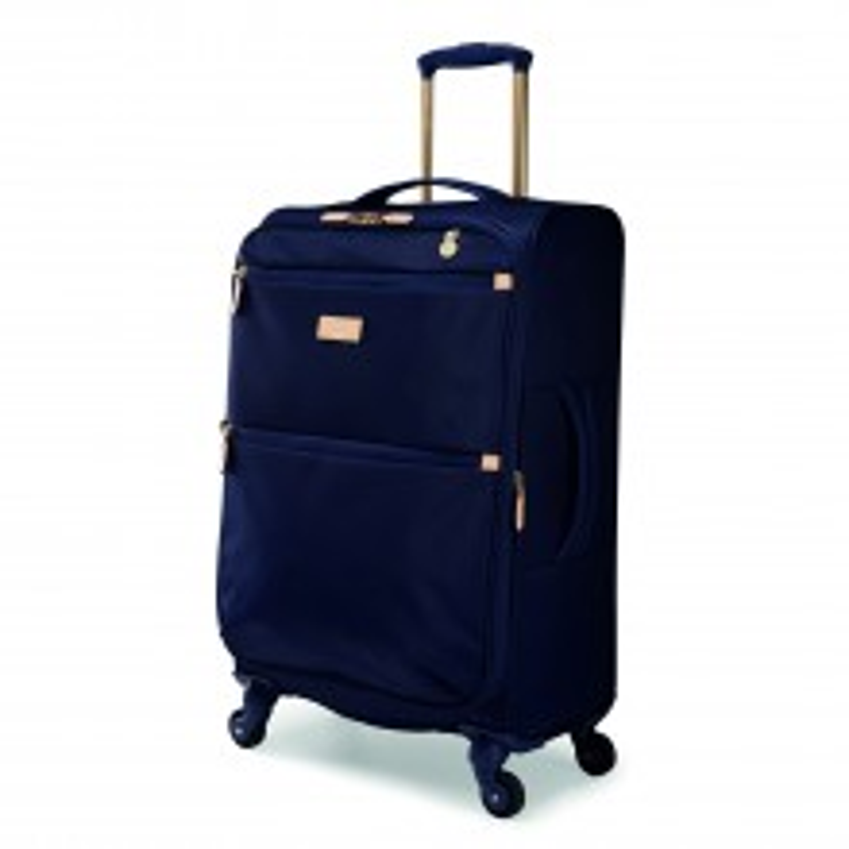 Radley Travel Essentials 4 Wheel Suitcase Medium, Ink
