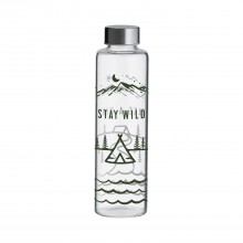 Typhoon Pure, Stay Wild Glass Bottle