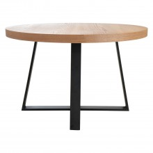 Casa Ealing Round Fixed Dining Table