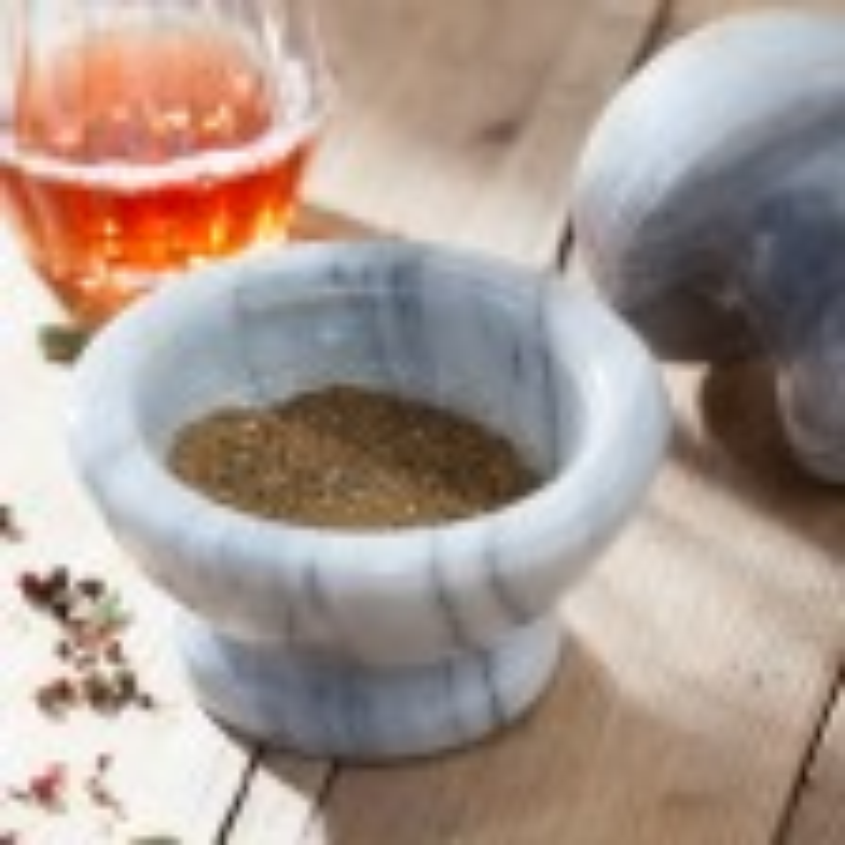 Horwood White Spice Grinder