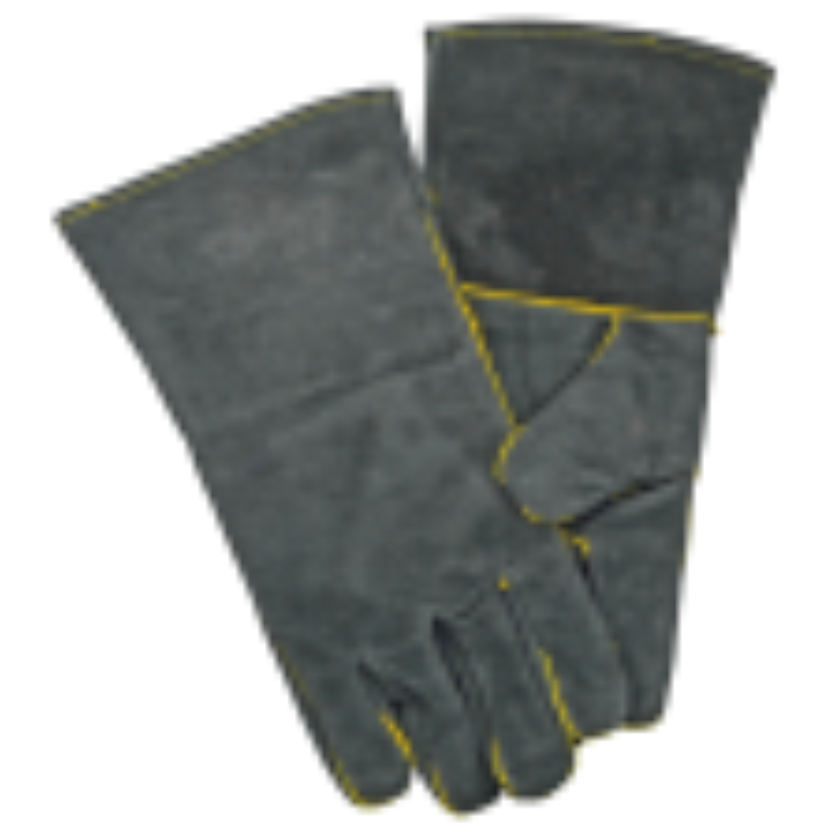 Manor Fireside Gloves, Grey