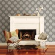 Fine Decor Mirabelle Grove Wallpaper, Grey