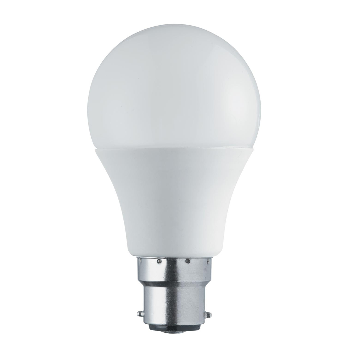 10w Led B22 Bulb 800 Lumens, Warm White