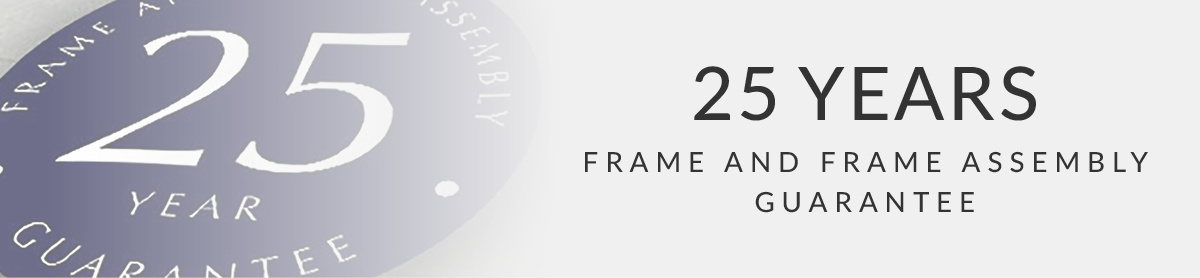 Parker Knoll 25 Years Frame and Frame Assembly Guarantee