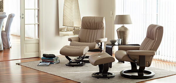 The ultimate recliner from Stressless