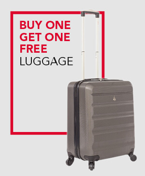 Buy One Get One Free Luggage