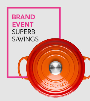 Savings in our Brand Event