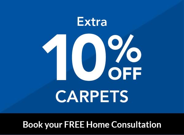 Extra 10% Off Carpets