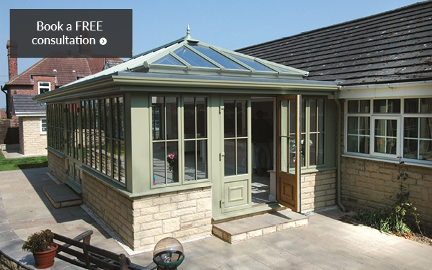 Leekes Conservatories - Opens In New Tab