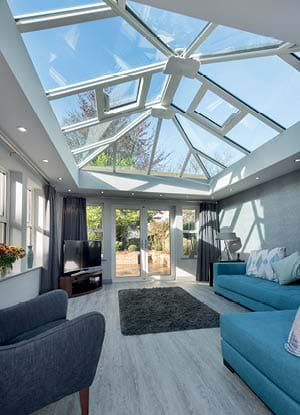 FIND OUT MORE ORANGERIES