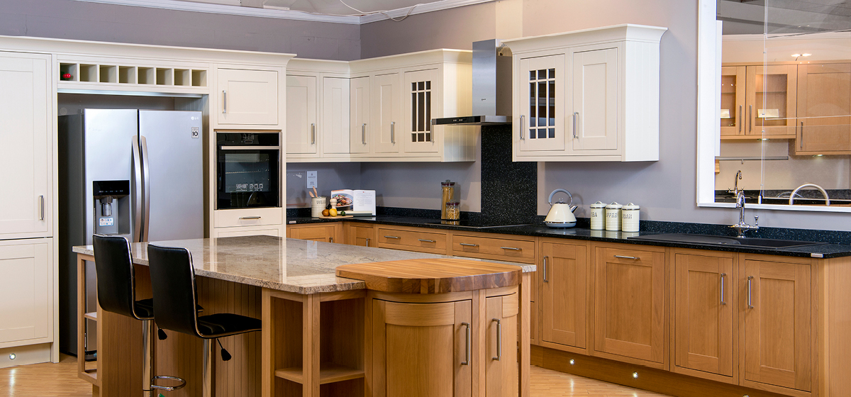 Llantrisant kitchen showroom for Kitchen company