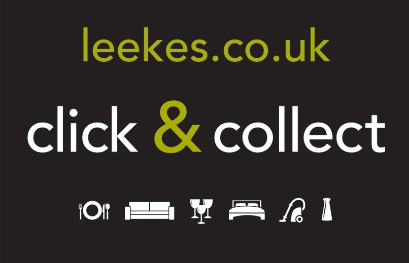 Click & Collect officially launches at the Leekes Home Department Store