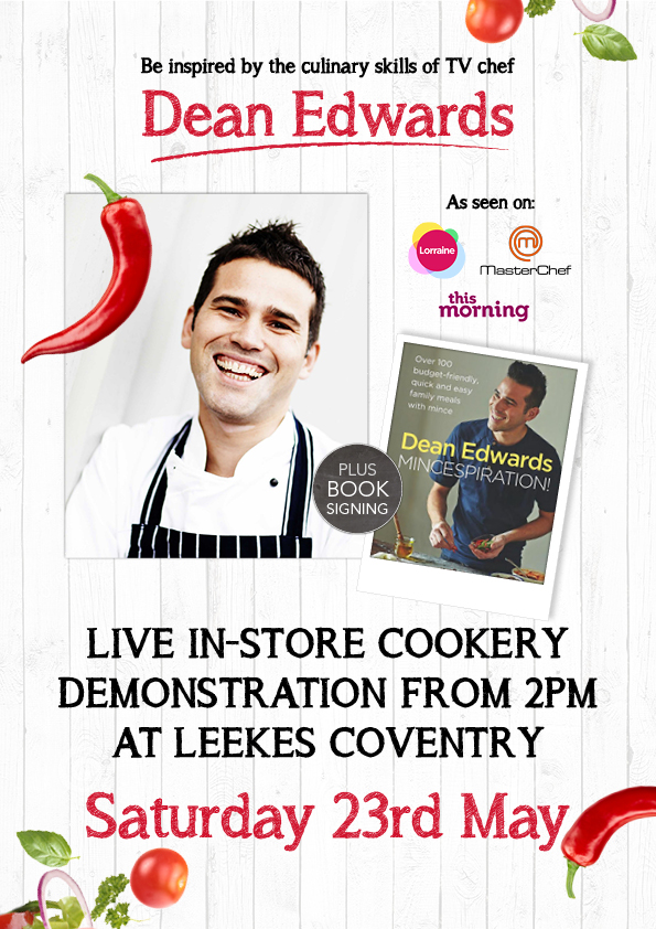 Chef Weekend Coventry