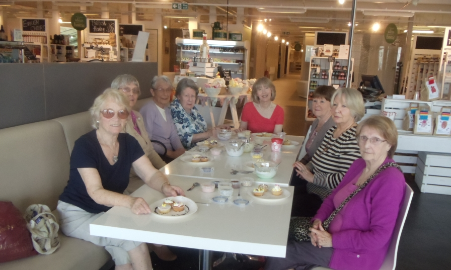 Coventry Ladies and W.I. Day April 2015