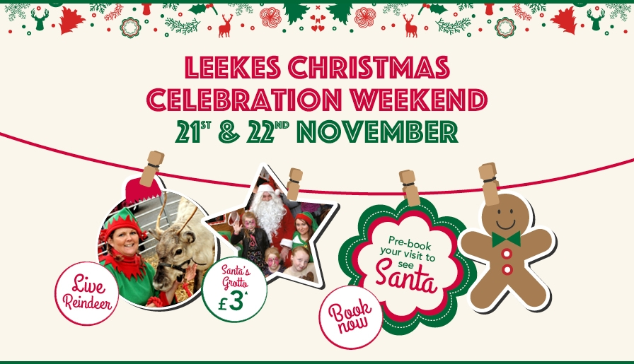 Leekes Coventry Christmas Celebration Weekend