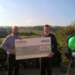 Leekes Charity Silent Auction Raises over £2,000 for the NSPCC