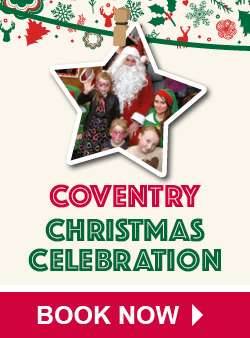 Leekes Coventry Christmas Celebration