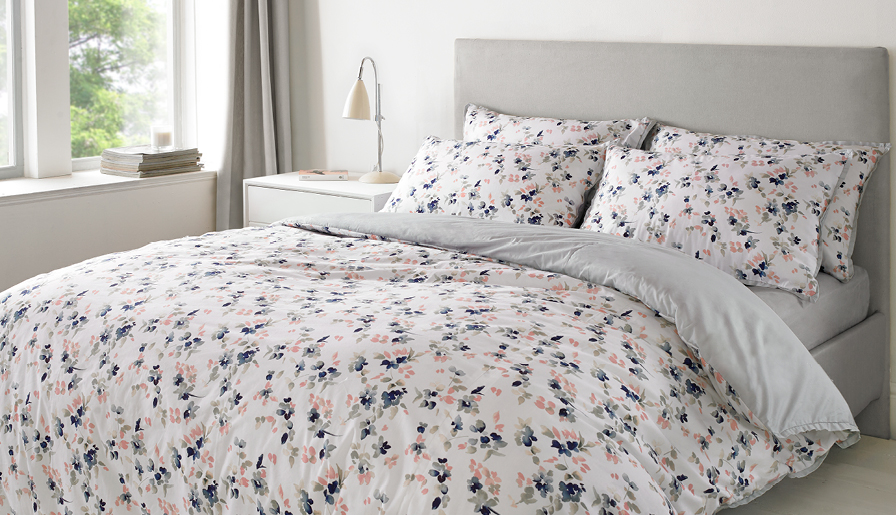 Transform your bedroom with bedding from Jigsaw