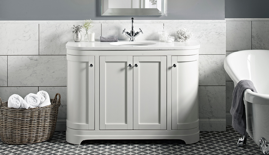 Transform your bathroom with new trends from Laura Ashley