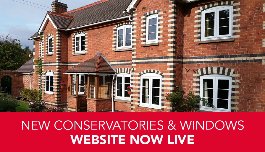 Leekes launches new conservatories and windows website