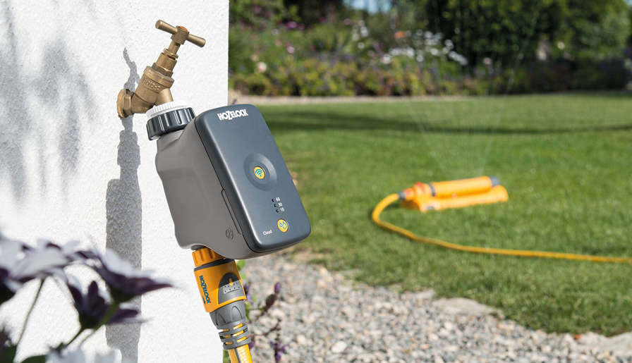 Hozelock Cloud Controller WiFi watering