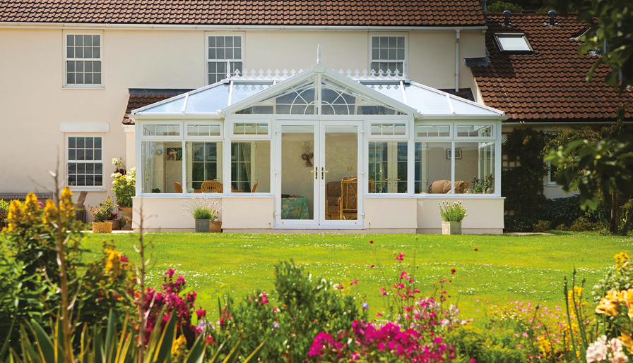 Inspiring Conservatories, Orangeries and Extensions at Leekes