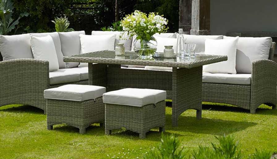Gorgeous new garden furniture from Bramblecrest