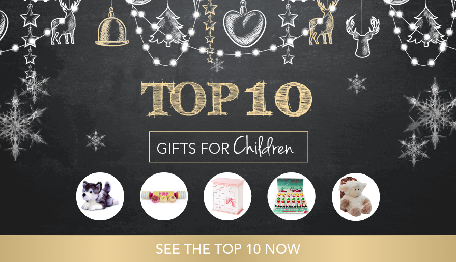 Top 10 Gifts for Children and Teens