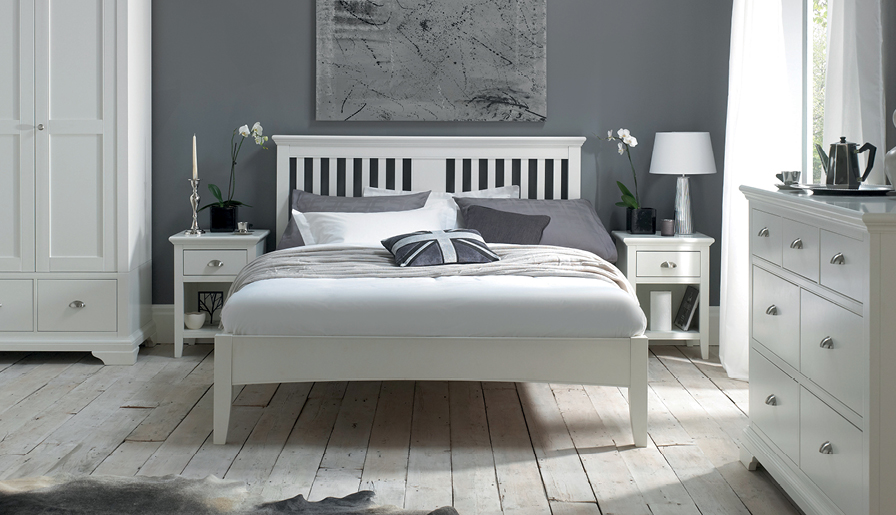 Feel refreshed - It's National Bed Month