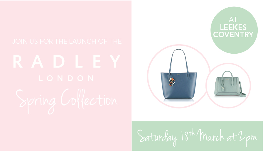 Radley London SS17 collection