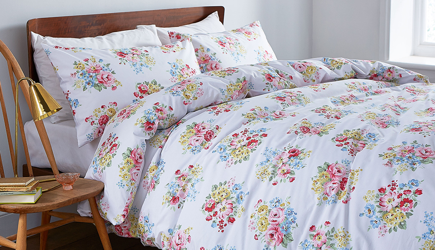 Brighten up your boudoir with new ranges from Cath Kidston