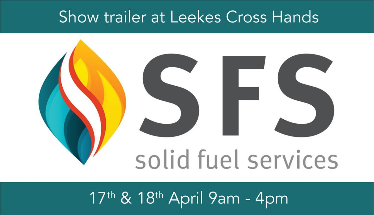 SFS Show Trailer at Leekes Cross Hands