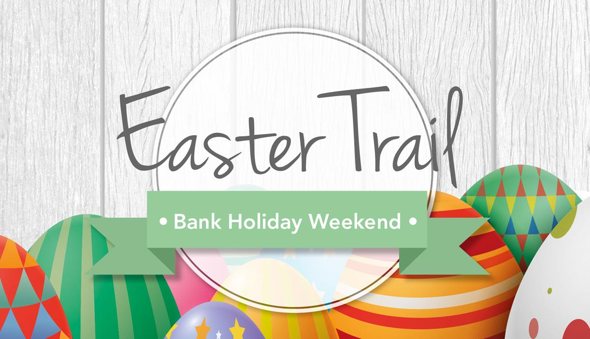 Join our Easter Trail at your local Leekes store