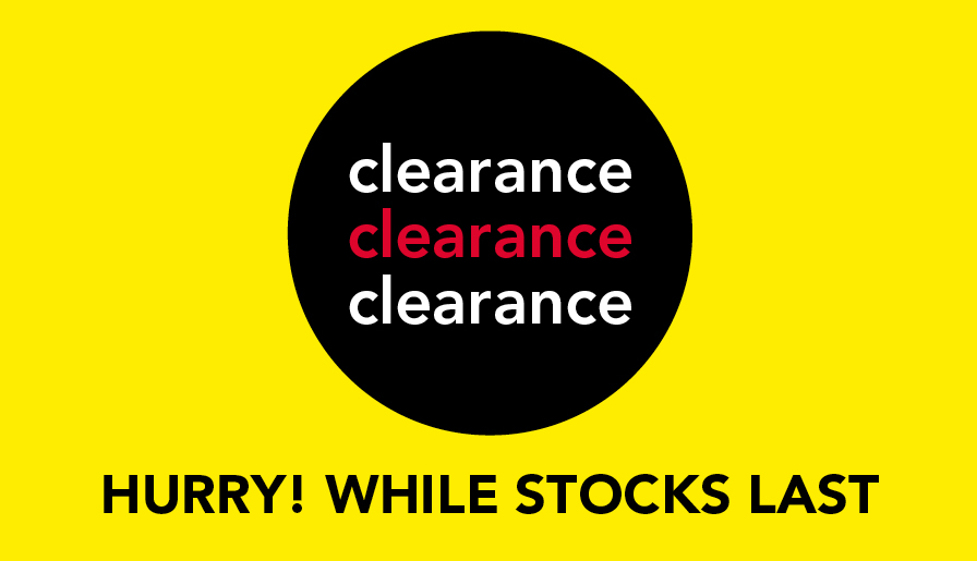 Furniture Clearance Event