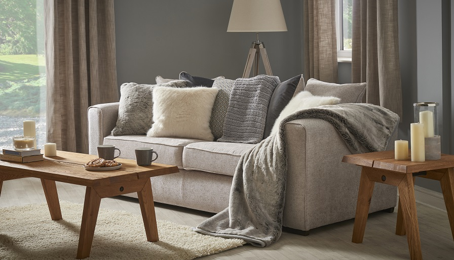 Create a Cosy Home at Leekes