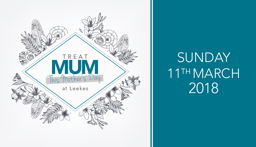 Treat Mum this Mother's Day