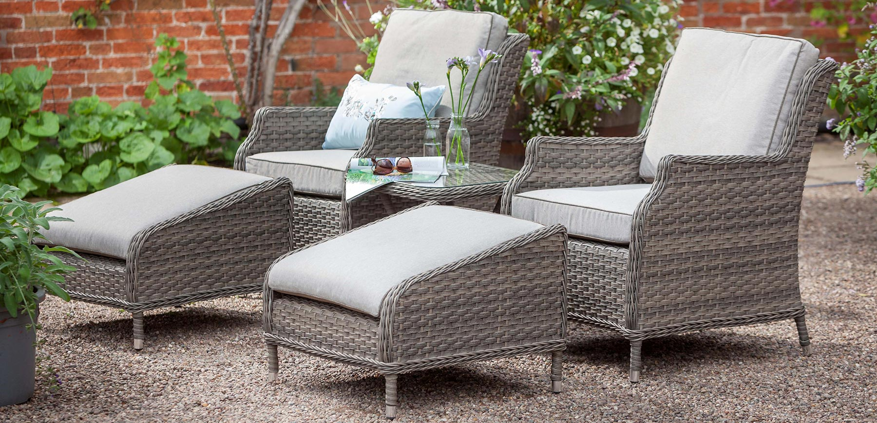 Top 10 new season garden furniture