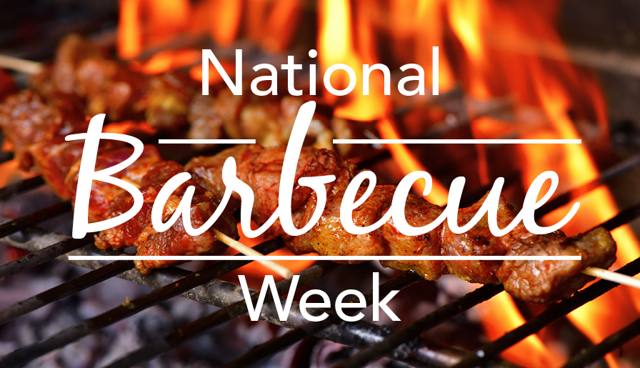 Get Ready for National Barbecue Week