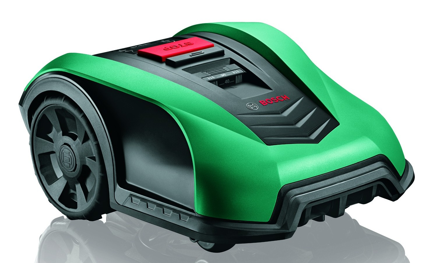 Latest Robotic Lawn Mower Technology from Bosch