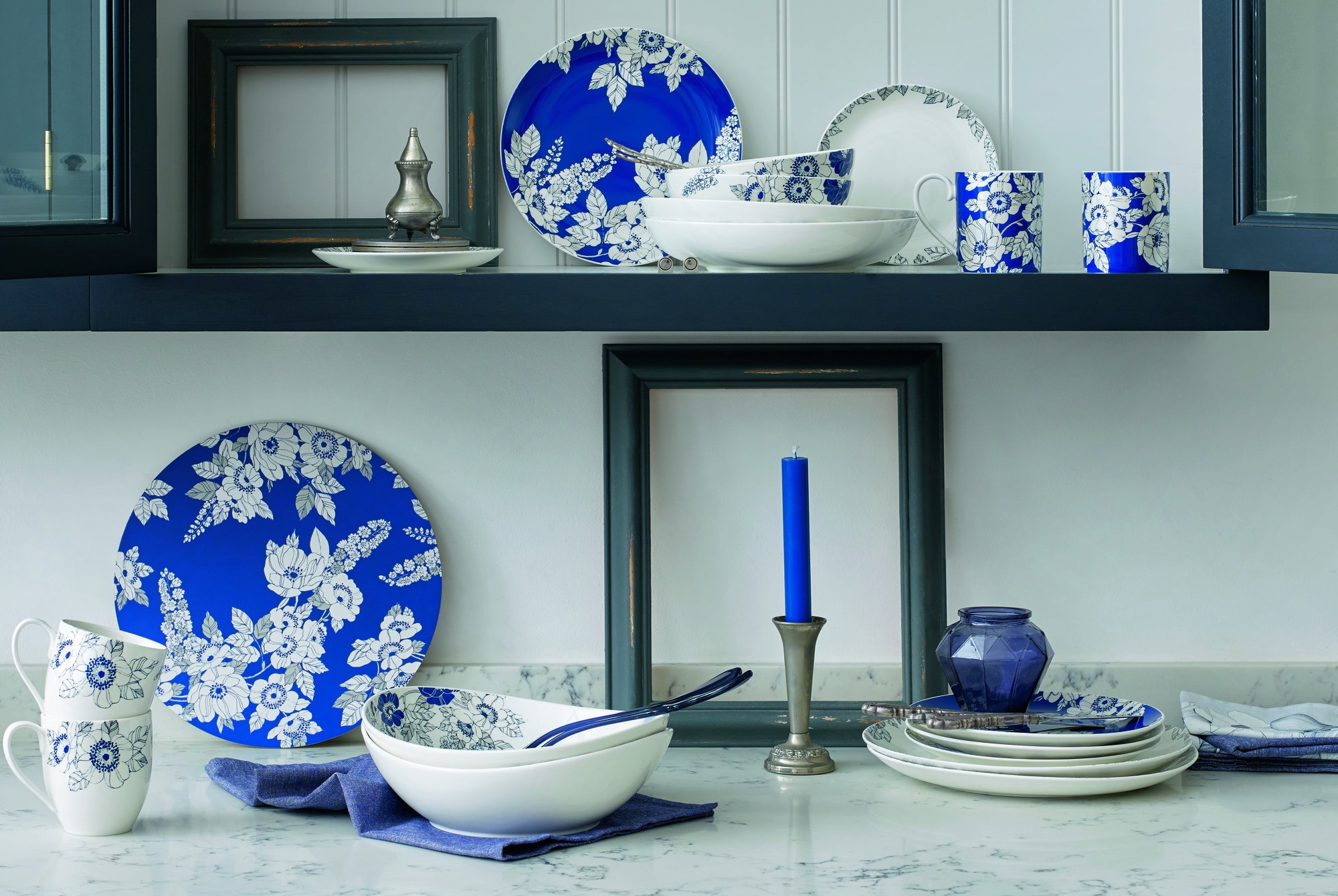 Discover the Denby Monsoon Fleur Collection
