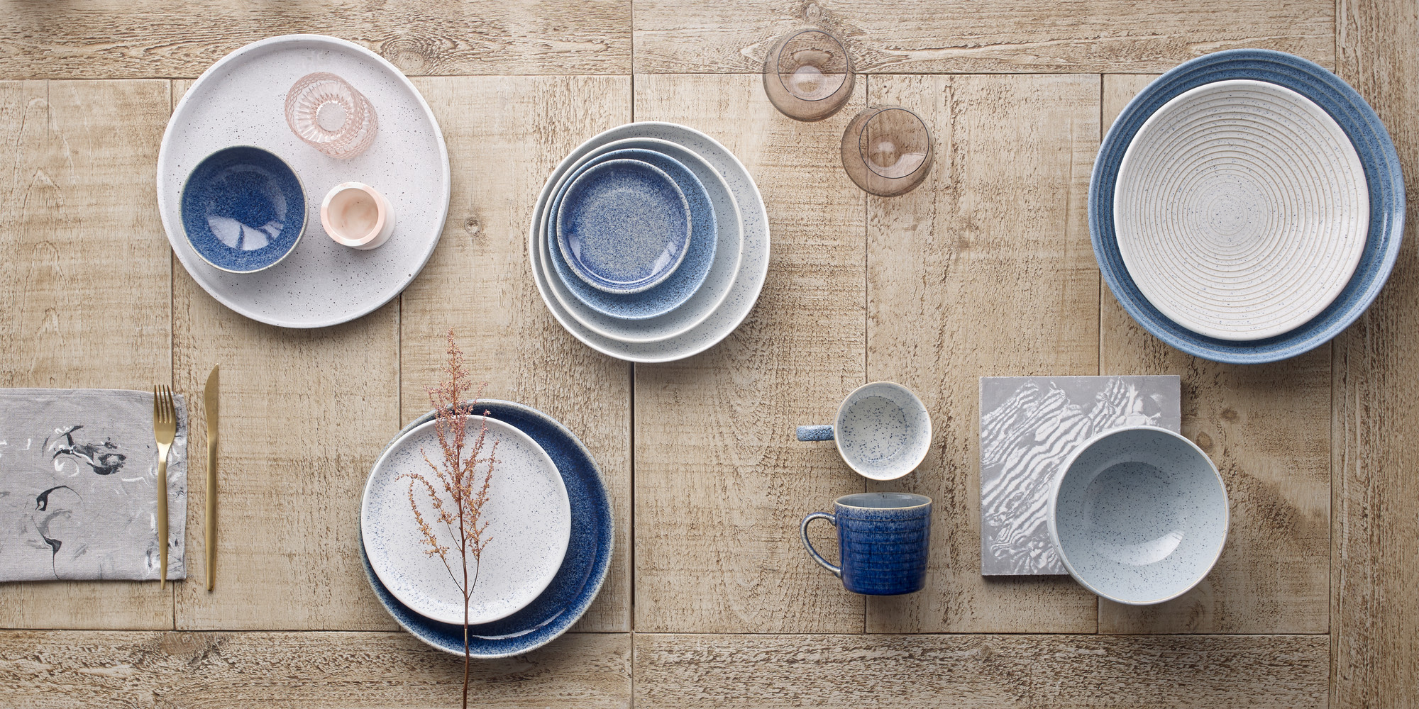 Introducing Studio Blue from Denby