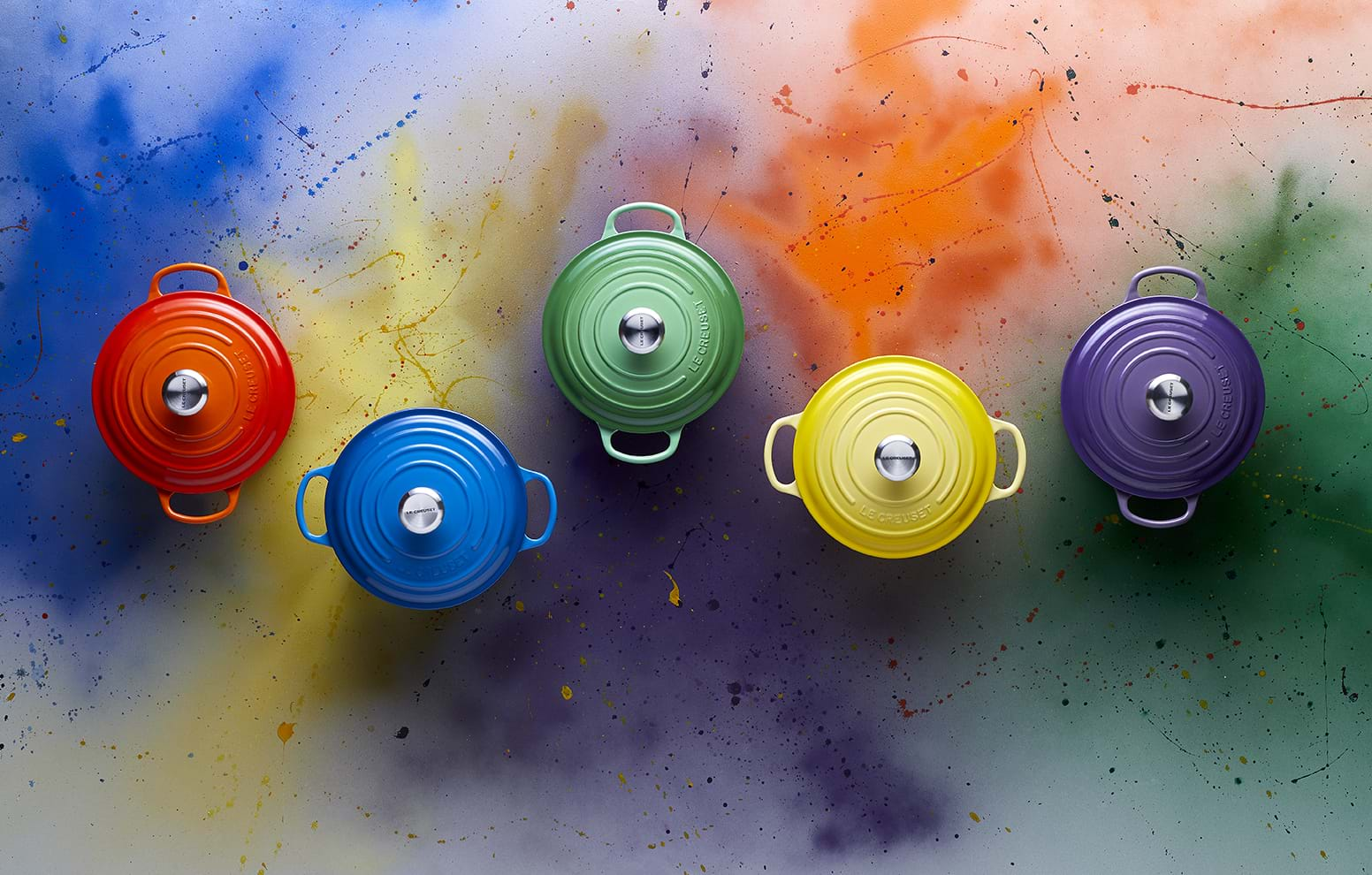 Le Creuset Freestyle Collection
