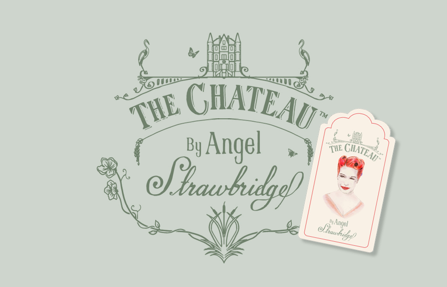 The Chateau by Angel Strawbridge New Collection