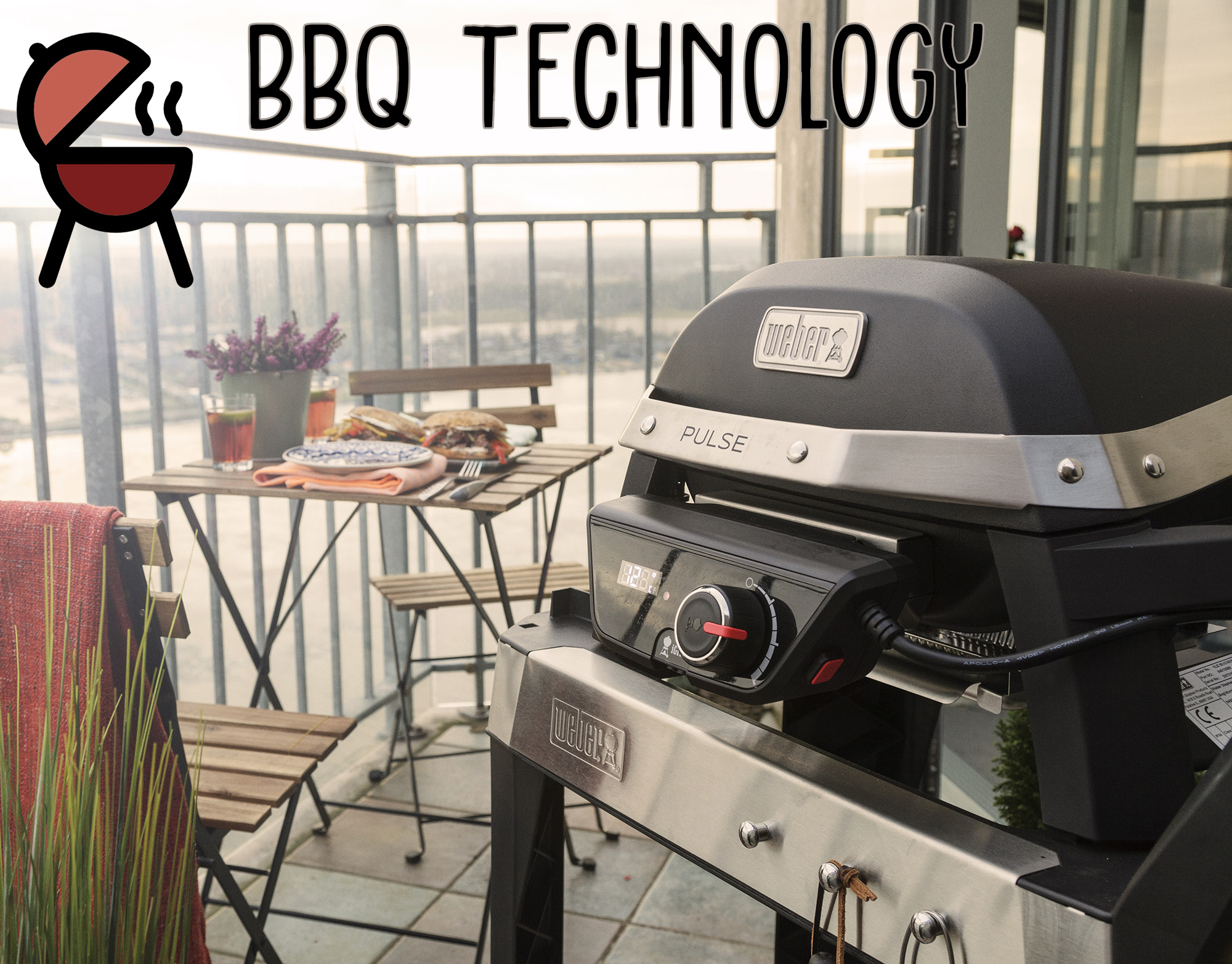 BBQ Technology with Weber
