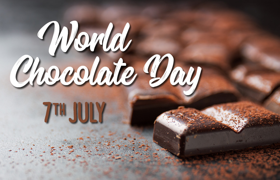 World Chocolate Day 7th July