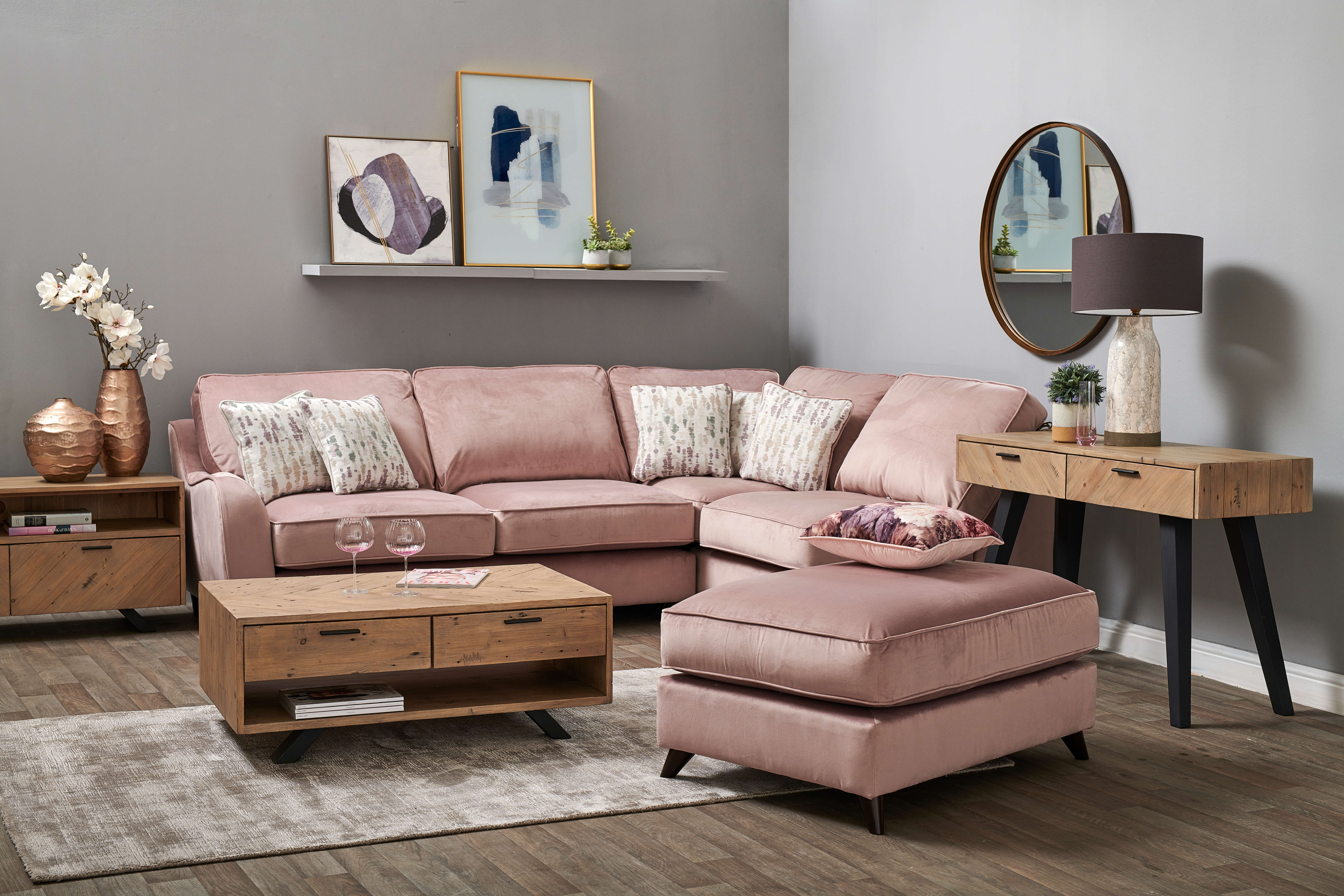 New autumn collections at Leekes